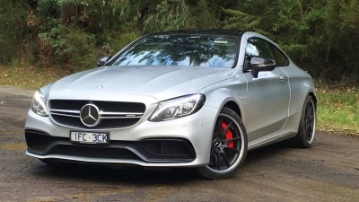 2016 Mercedes-AMG C 63 Coupe REVIEW | Brawling Power, But With Surgical Poise