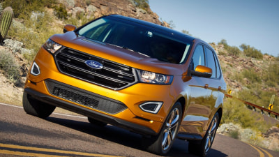 Ford Edge Gets 235kW Flagship