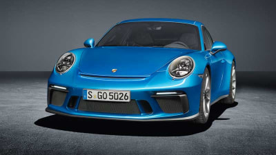 Porsche Reveals New 911 GT3 Touring Package
