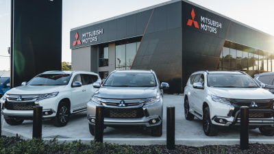 Mitsubishi to sell only SUVs, utes and vans in Australia