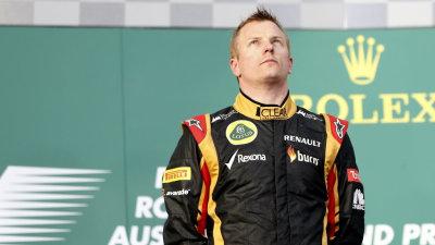 F1: Lotus Talks Down Raikkonen Rumours, Webber Whispers Continue