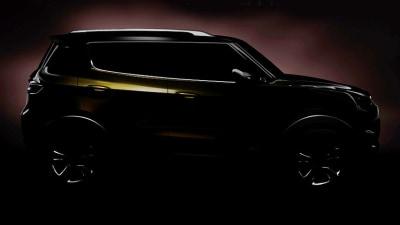 Chevrolet Adra Concept Heading To Delhi