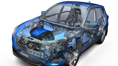 Mazda Petrol Engines To Become 50 Percent More Efficient By 2020