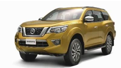 Nissan Navara SUV revealed