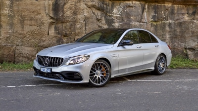 2018-2020 Mercedes-AMG C63 S, GT63 S, and GLC63 recalled for stability fault