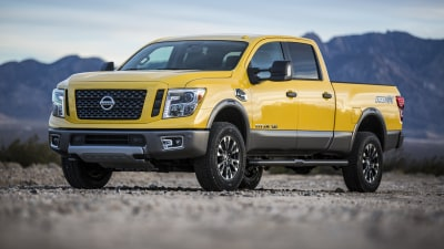 Nissan Titan could come to Oz