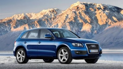 2009 Audi Q5 SUV International Launch