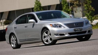 Lexus LS 460 Review