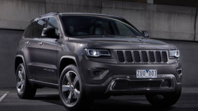 New Jeep Grand Cherokee On Sale: Australian Prices And Features
