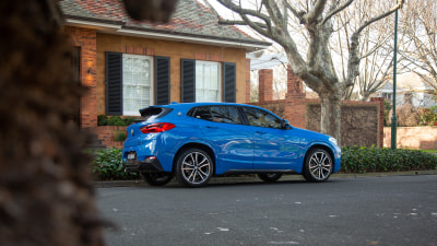 2020 BMW X2 sDrive18i review