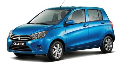Suzuki Celerio Revealed, Replacing Australia's Alto In Early 2015