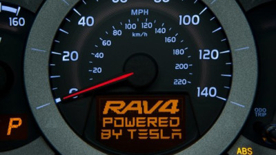 Toyota RAV4 Electric Vehicle To Debut At LA Motor Show