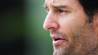 F1: Webber Hints Close To 2012 Red Bull Deal