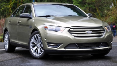 Ford Taurus Moving To Mondeo Platform For 2016 Redesign: Report