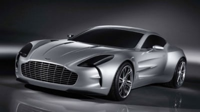 Aston Martin One-77 Specs Revealed