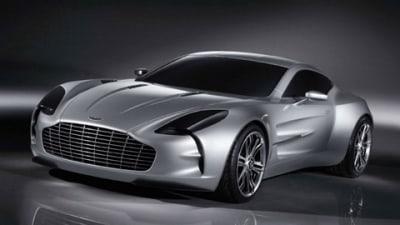 Aston Martin One-77 Specs Revealed