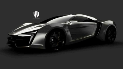 W Motors Teases Extravagant Hyper Sport Limited-edition Supercar