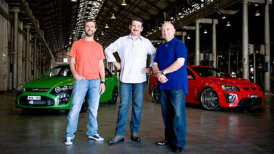 Top Gear Australia Season Two: Episode Six Bounces Back