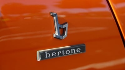 Fiat Wins Government Approval To Buy Bertone