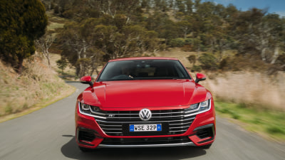 2017 Volkswagen Arteon first drive review