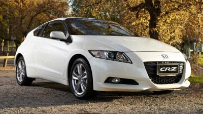 Honda CR-Z On Sale In Australia