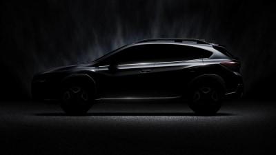Subaru Begins XV Tease Ahead Of Geneva Debut