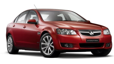 Holden Series II Berlina International Sedan And Sportwagon Announced