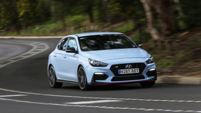 Hyundai i30 N to get more power and eight-speed auto but not until 2021