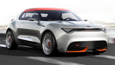 Kia's Sharp Provo Three-door Hot Hatch Concept Revealed