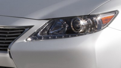 Lexus Confirms New York Unveiling For New ES Sedan