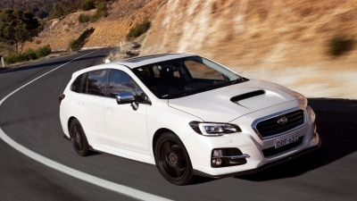 2016 Subaru Levorg - Prices, Features and Specifications