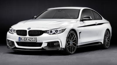 BMW 4 Series M Performance Revealed