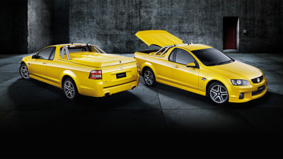Holden Ute 3-piece Tonneau Cover Added To Options List