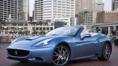 Zagame Ferrari Opens In Melbourne