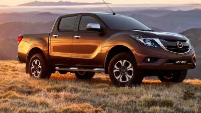 Mazda BT-50 - SUV Wagon Spin-Off Not Coming