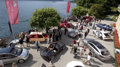 Concorso d'Eleganza Villa d'Este 'Concept Cars & Prototypes' On Again