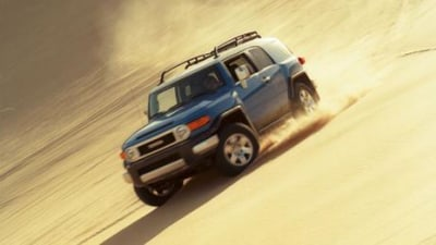 FJ Cruiser, The Best Toyota You Can't Buy