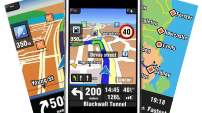Sygic Releases Australia's First Turn-By-Turn GPS App For The Apple iPhone