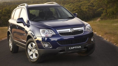 2011 Holden Captiva 5 Diesel AWD Review