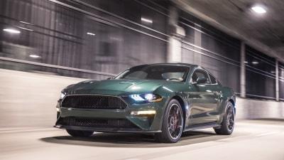 Mustang Bullitt coming to Oz