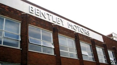 Bentley To Suspend Production For Six Weeks