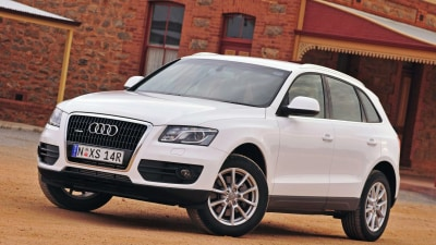 2011 Audi Q5 3.0 TDI Review