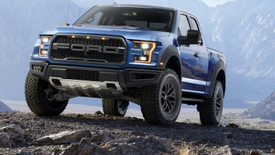 2016 Ford F-150 Raptor Debuts With Turbo V6 Power