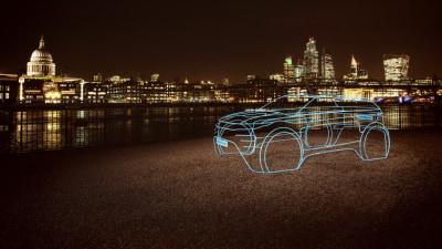 New Range Rover Evoque teased