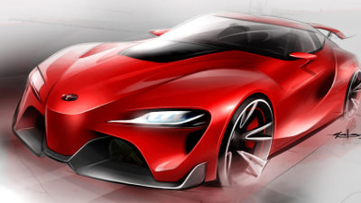 Toyota Prepping Supra, Corolla Hot Hatch, And More For 2017 Tokyo Motor Show