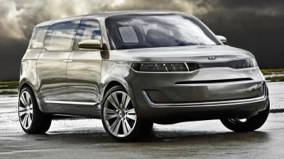 Kia KV7 Concept Hints At Production Possibility