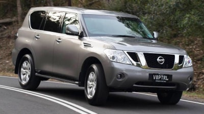 2013 Nissan Patrol On Sale In Australia