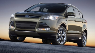 2013 Ford Kuga And Fiesta ST Bound For Geneva Motor Show