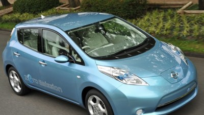 Nissan LEAF Electric Vehicle Revealed, Coming To Australia In 2012: Video