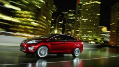 Ford Verve Sedan makes Detroit Auto Show appearance